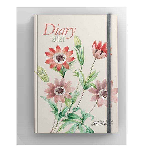 A4 Photo Diary