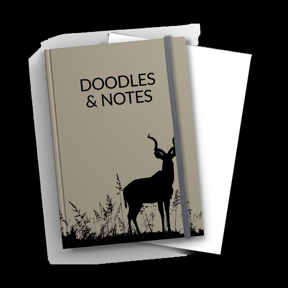 A5 Hardback Plain Notebook