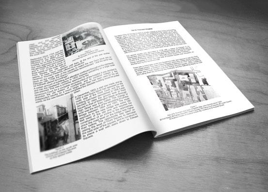 A5 & DL Booklets - Mono
