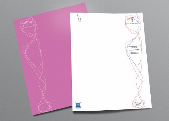 A4 Company Letterhead Printing