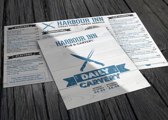 350gsm flat menus extra thick laminate colourmoves